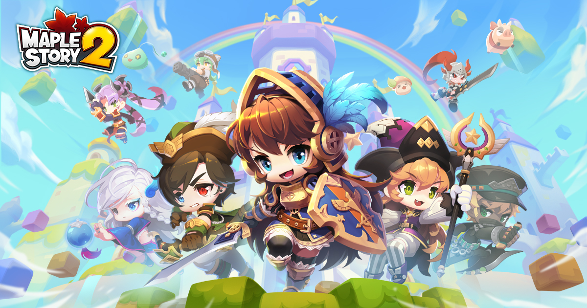 MapleStory 2 | Official Site
