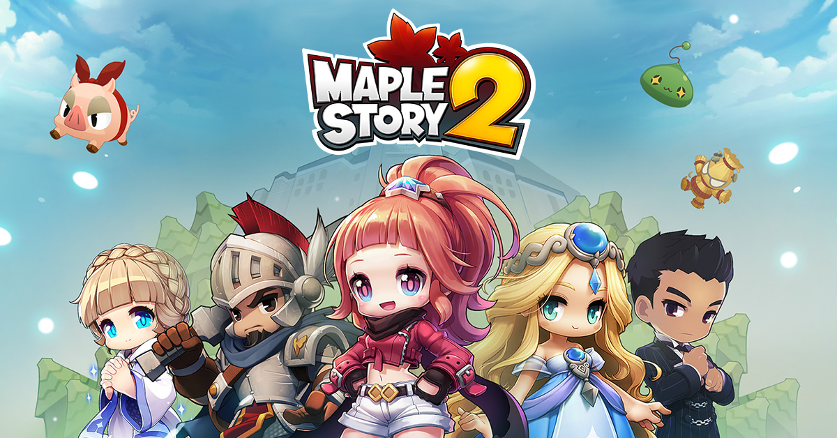 Forums | Official MapleStory 2 Website