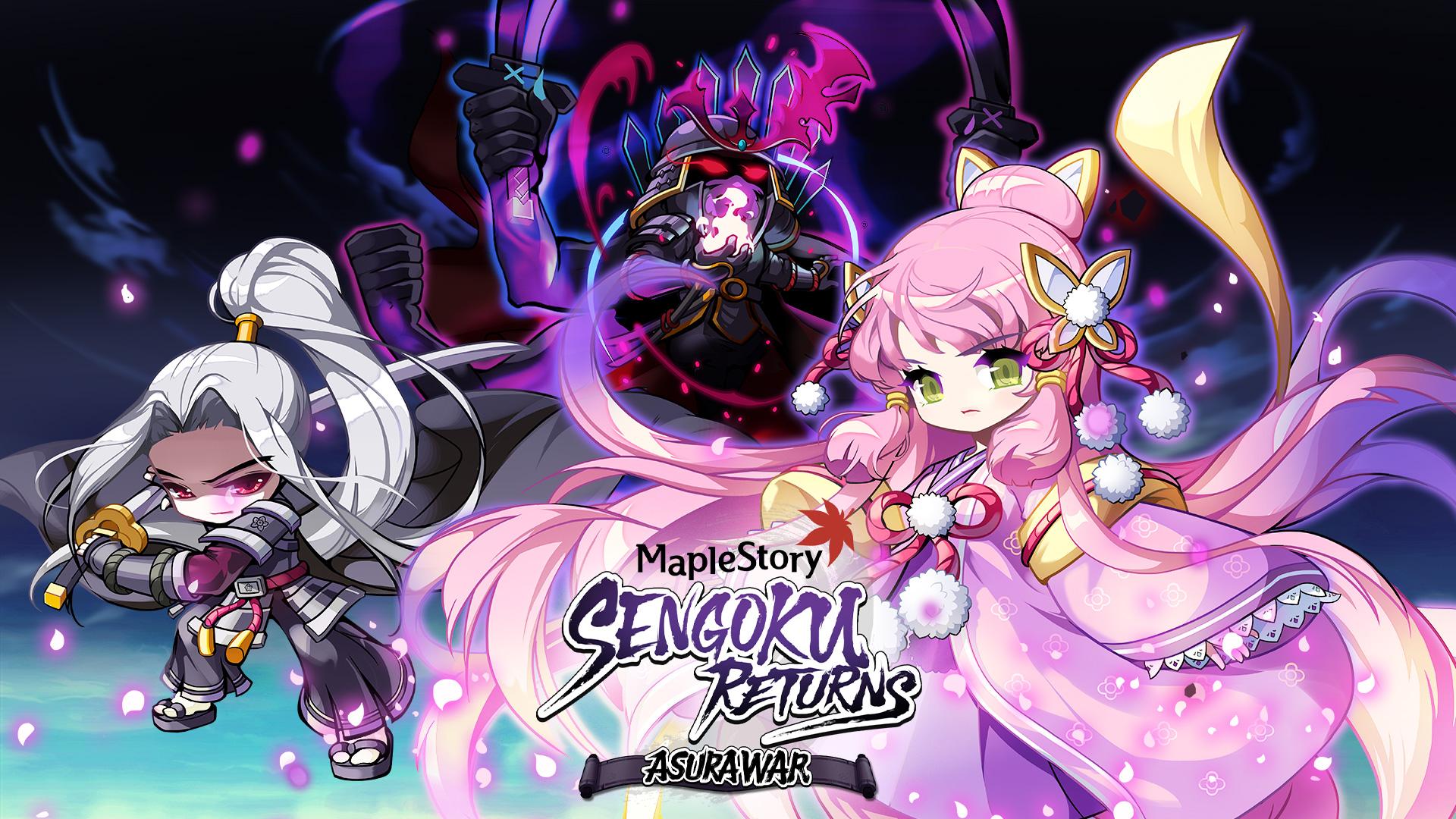 Sengoku Returns: Asura War
